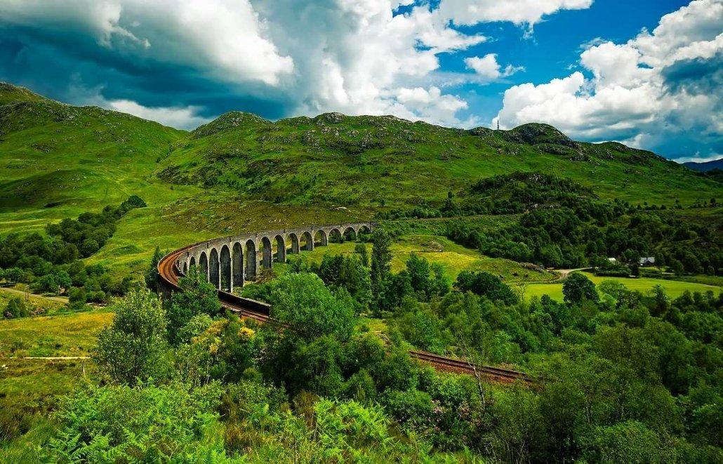 scotland in june
