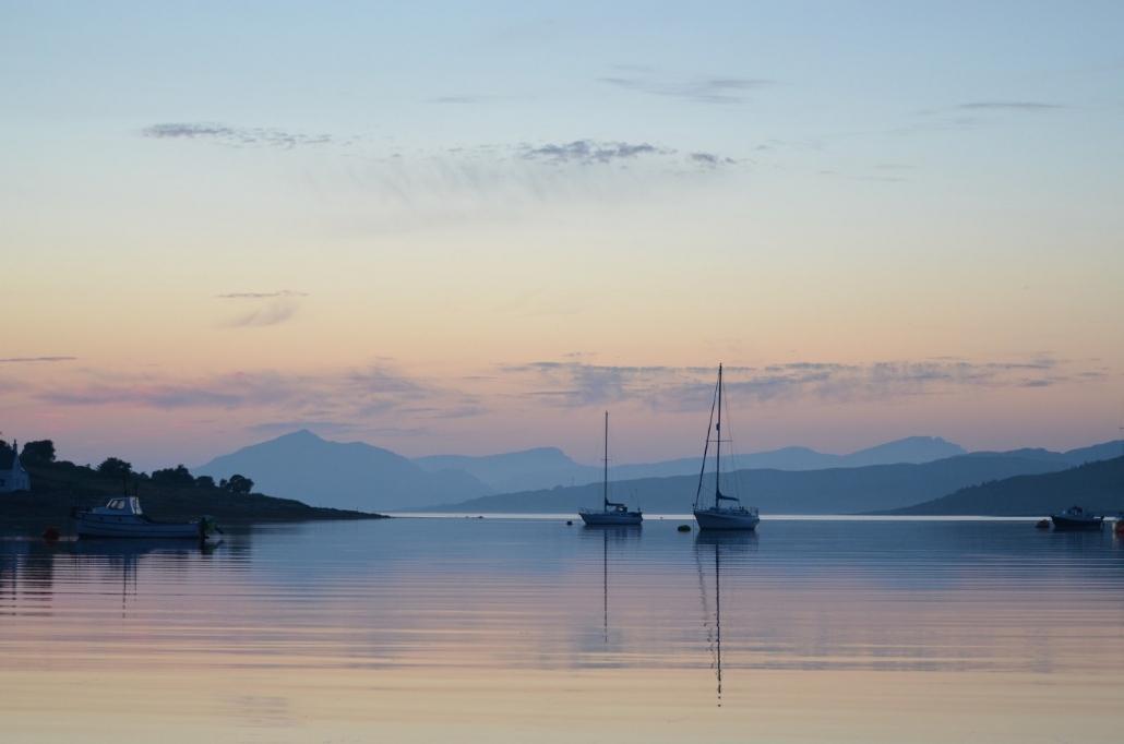 scotland july