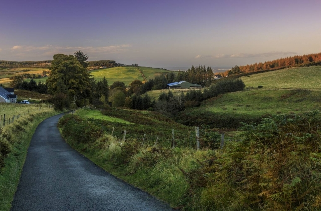 Ireland, Country Road